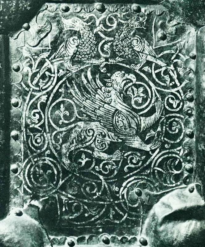 Суздальский грифон