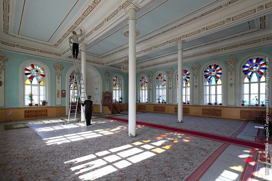 Азимовская мечеть фото