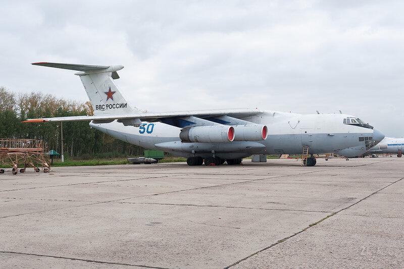 Ильюшин Ил-78М (50 синий) ВВС России D707271