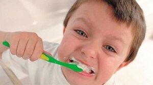 22% молдавских школьников чистят зубы только по утрам