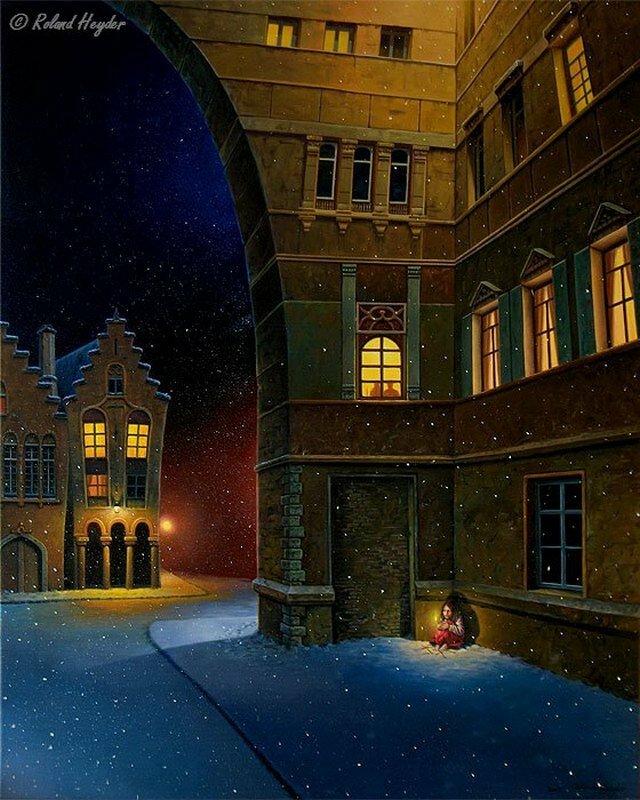 Картины Художника Roland Hayder