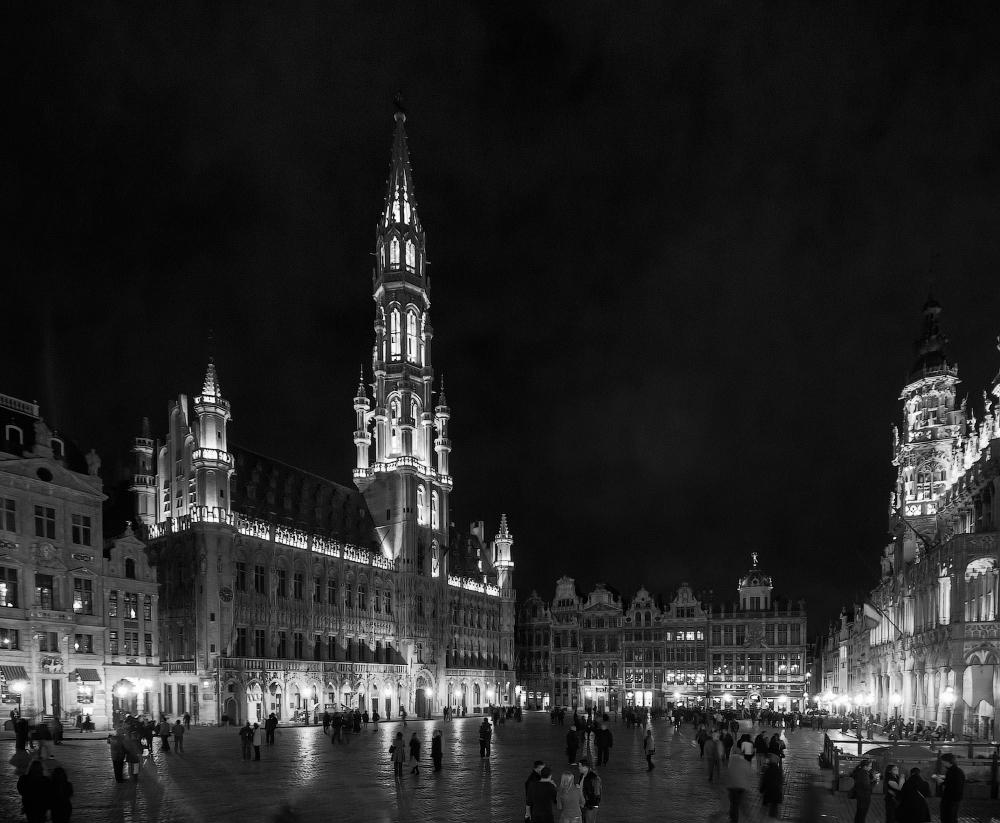 Брюссель. Бельгия. Brussels. Belgium.