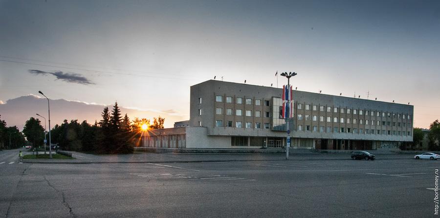 здание администрации Сарова