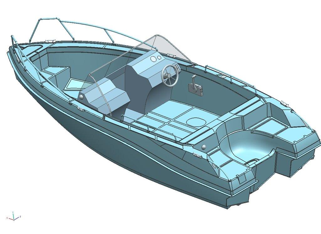 катера лодки производство