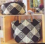 сумки, сумочки, вязаные, шитые, идеи