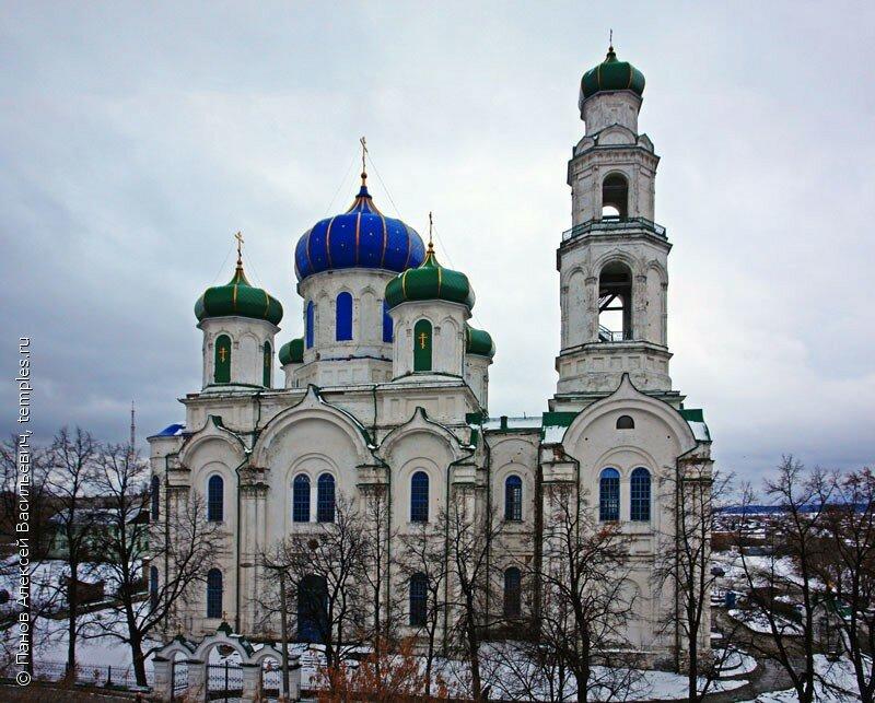 Храм Рождества Христова в Кыштыме (31.05.2013)