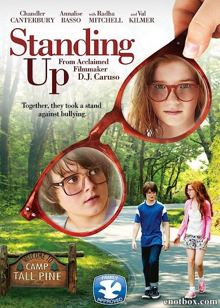 Козы / Standing Up / Goat Island (2013/WEB-DL/WEB-DLRip)