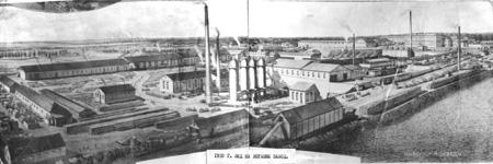 Верхне-Выксунский завод братьев Баташевых