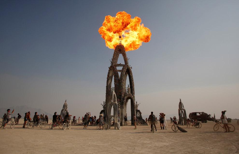 Инопланетяне. (Фото Jim Urquhart | Reuters):