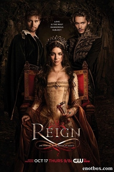 Царство / Reign - Полный 1 сезон [2013-2014, WEB-DLRip | WEB-DL 720p] (SDI Media)