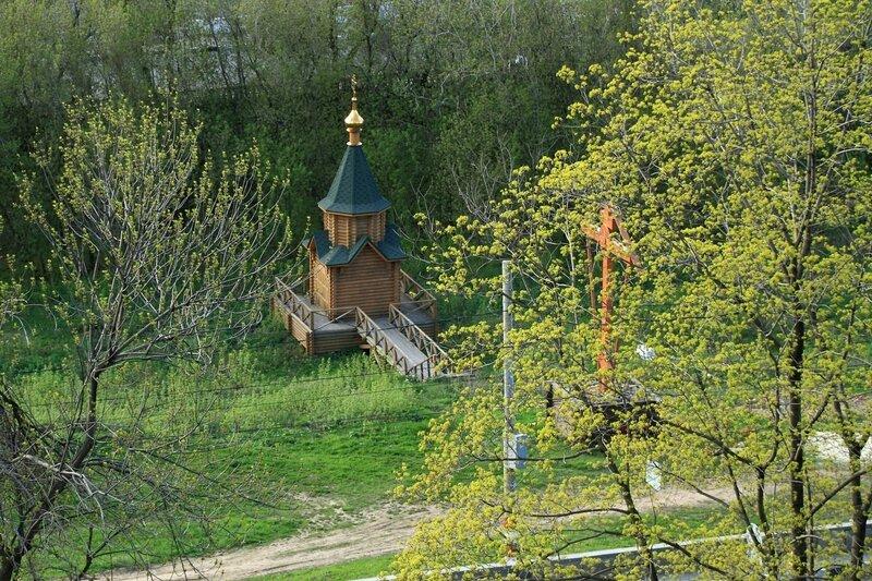 Часовня Алексия, митрополита Московского
