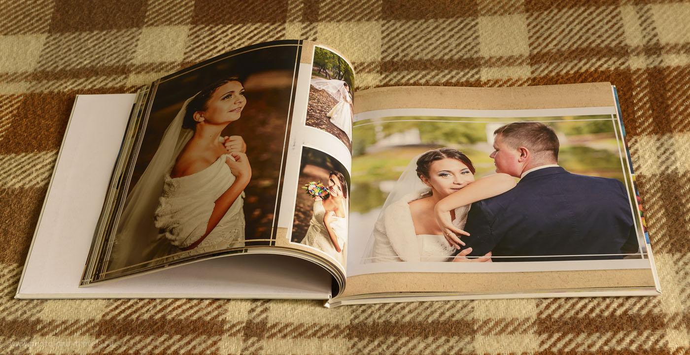 Фотокнига - хороший подарок не только на свадьбу, но и на Новый год, День Рождения или на День Святого Валентина