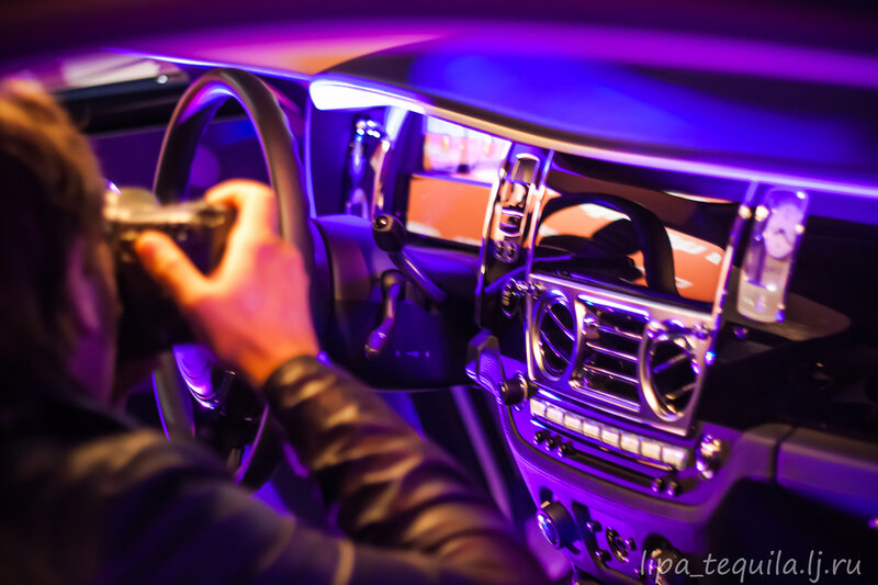 Вкус роскошной жизни от Rolls-Royce