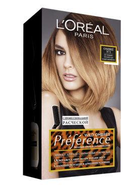 Самая удобная краска для волос