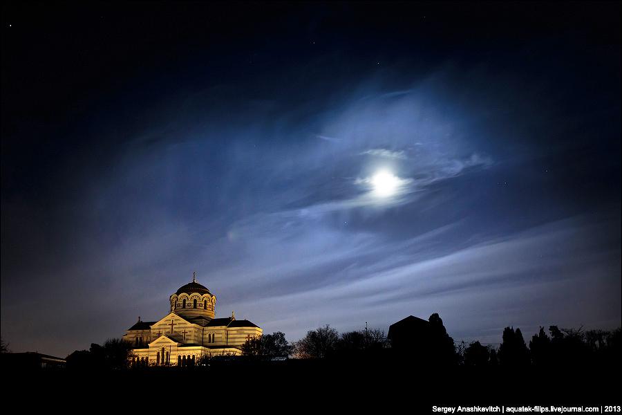Ночной Херсонес