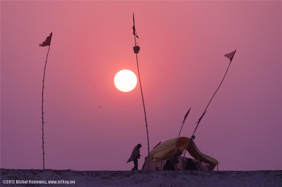 Восход в Варанаси - путешествие по Индии / India by Michal Huniewicz