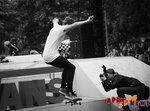 Открытие скейтпарка Vans Off The Wall в Парке Горького