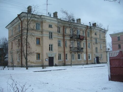 2-я Комсомольская ул. 17