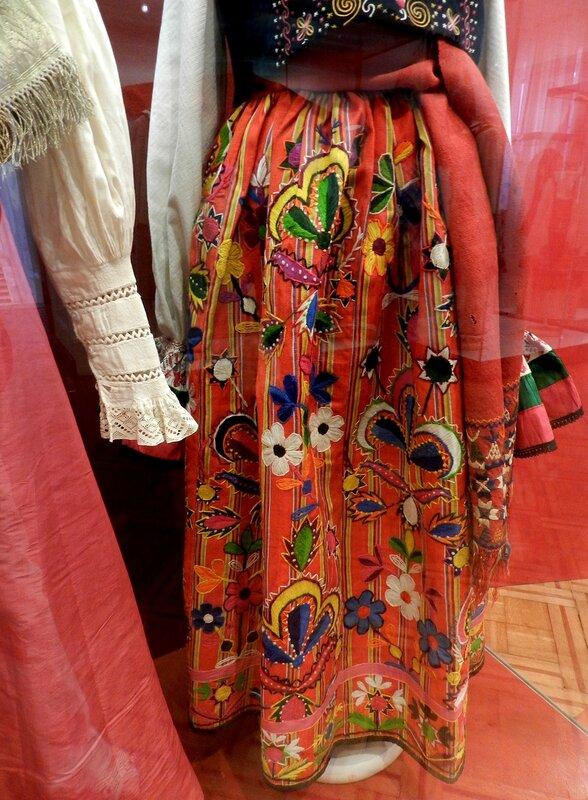 Виды древней вышивки