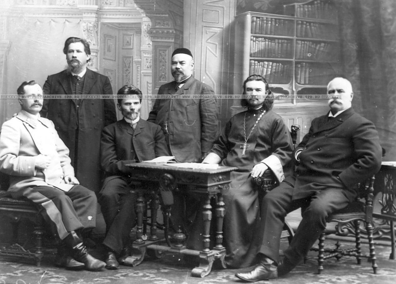 Группа депутатов Третьей Государственной думы от Оренбургской губернии