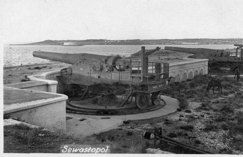 1918. 10-я береговая батарея
