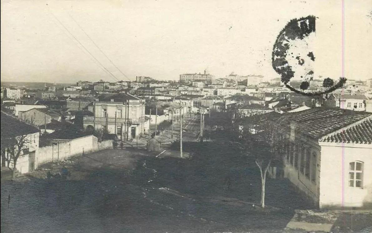 1918. Улица Кази