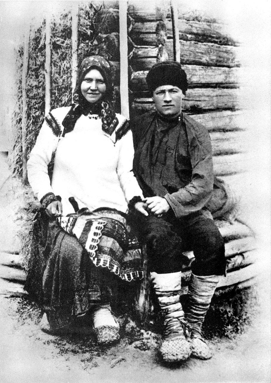 Крестьяне южных губерний. Фото 1900-х гг.