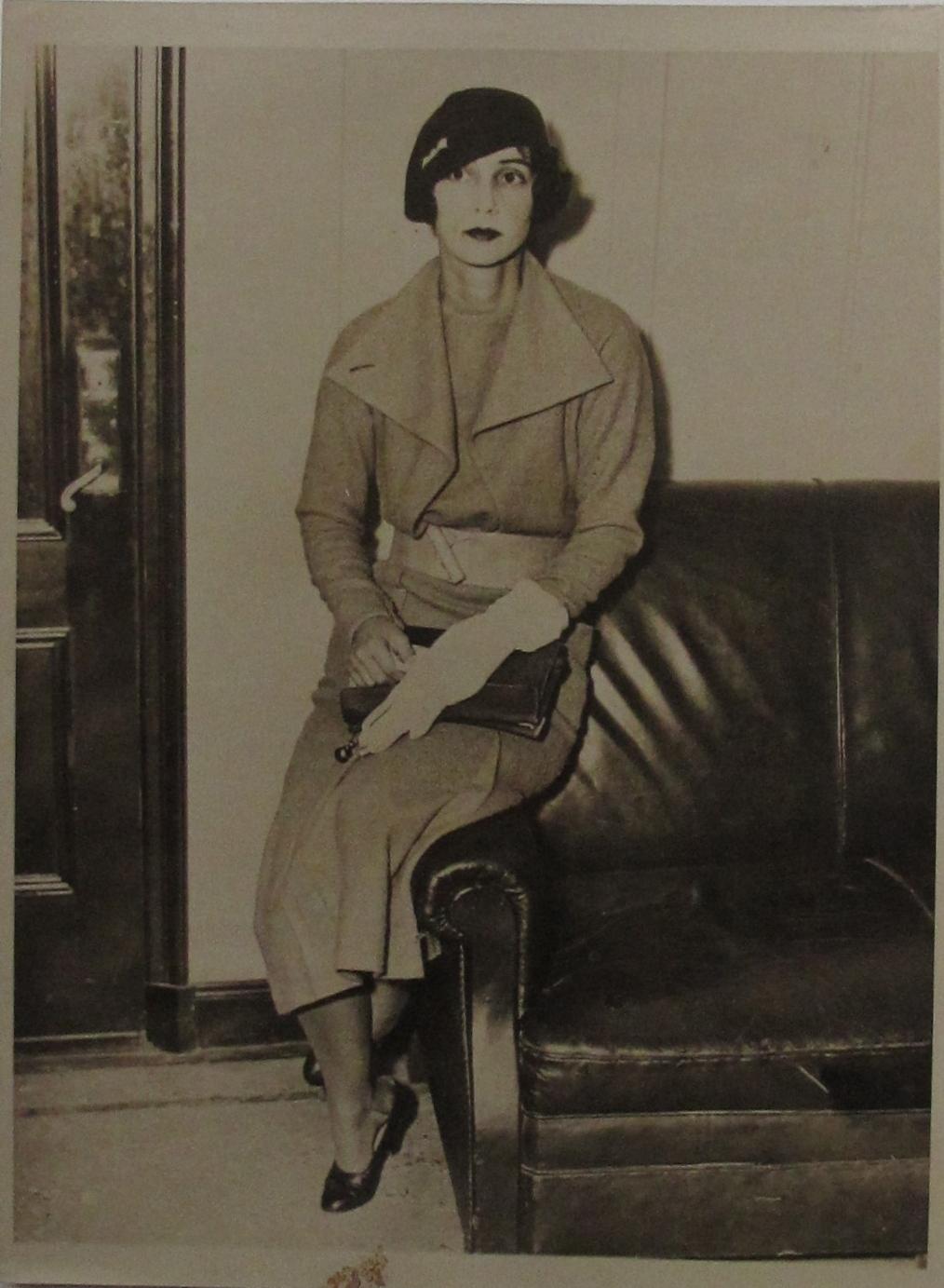 1934. Ксения Георгиевна