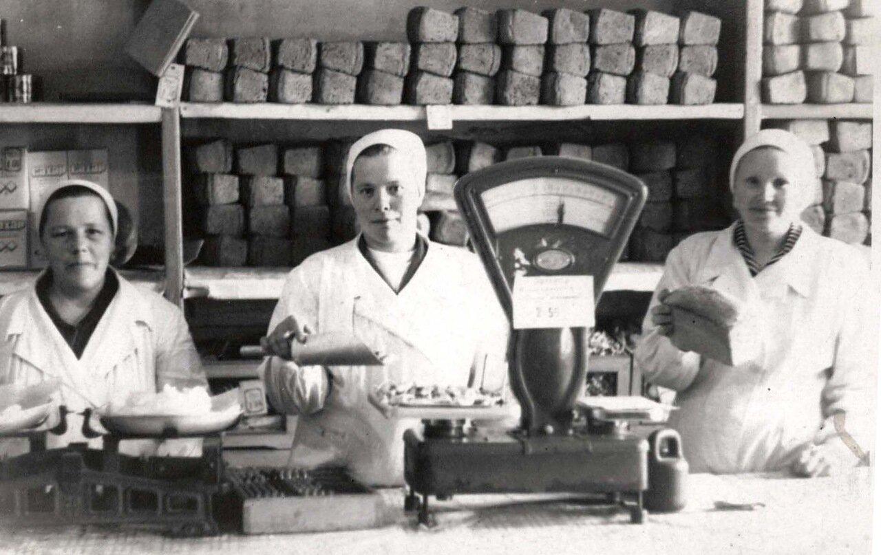 1960-е. Сельпо