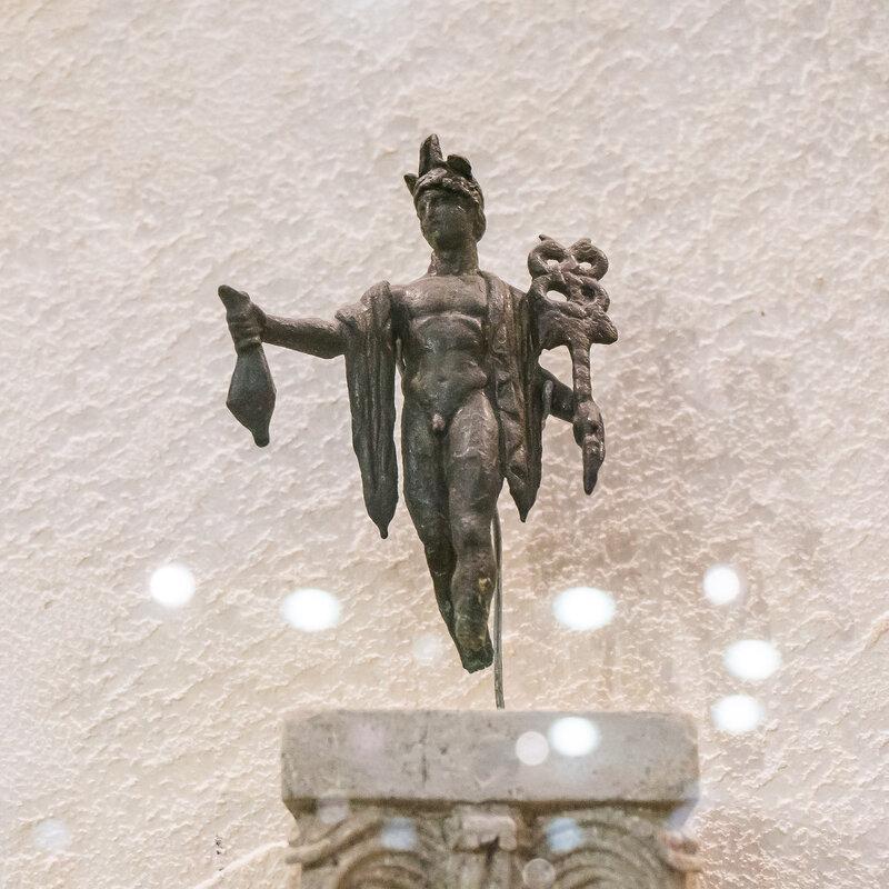 Гермес - покровитель Горгиппии