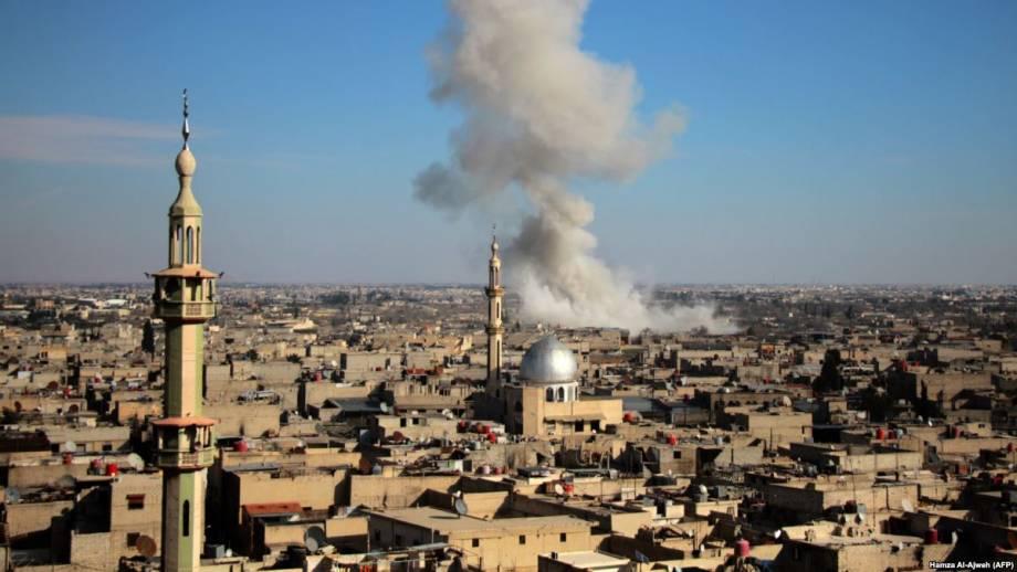 В США обеспокоены насилием в сирийской Восточной Гуте