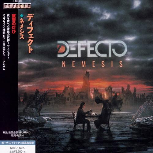 Defecto - 2017 - Nemesis [2018, Avalon, MICP-11405, Japan]