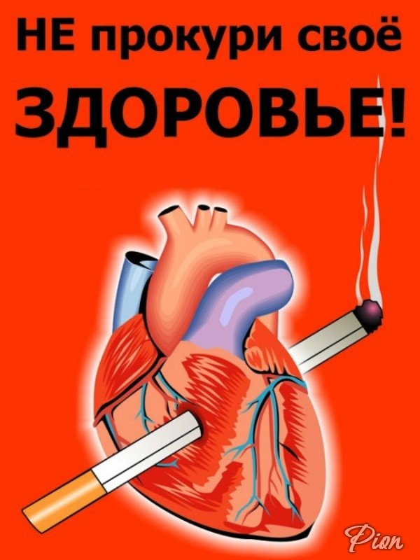 Международный день отказа от курения. Не прокури свое здоровье