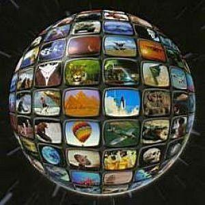 Открытки. С Всемирным днём телевидения. Поздравляем вас