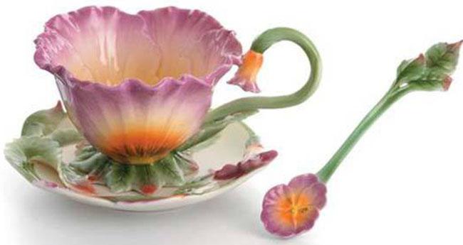 Открытки. 15 декабря Международный день чая. Поздравляю вас