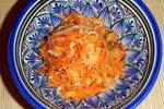 Салат из моркови по-узбекски