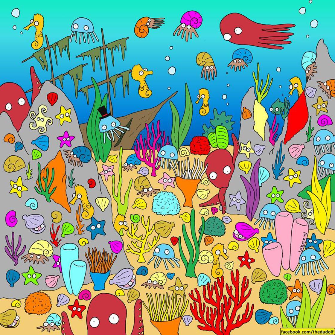 featured Illustration unusual popular