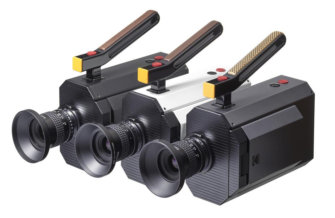 Kodak is resurrecting the Super 8 with a new camera!
