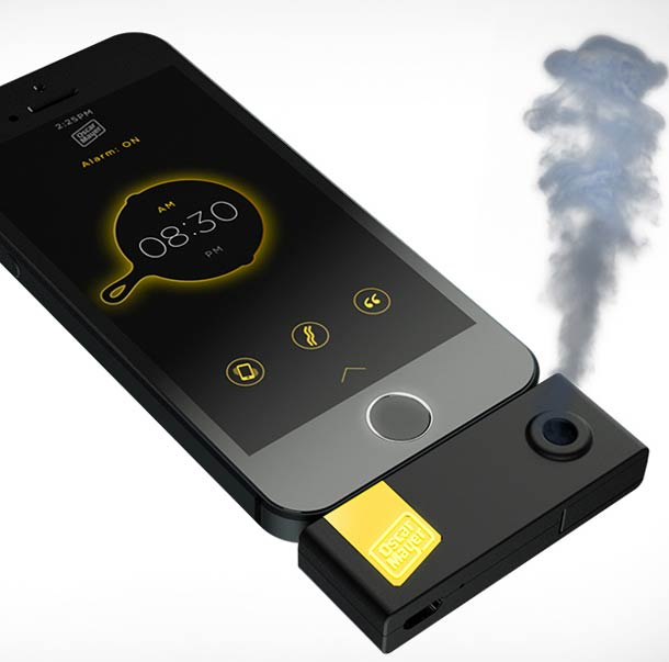 A Bacon odor diffuser for iPhone… – WTF of the day (6 pics)