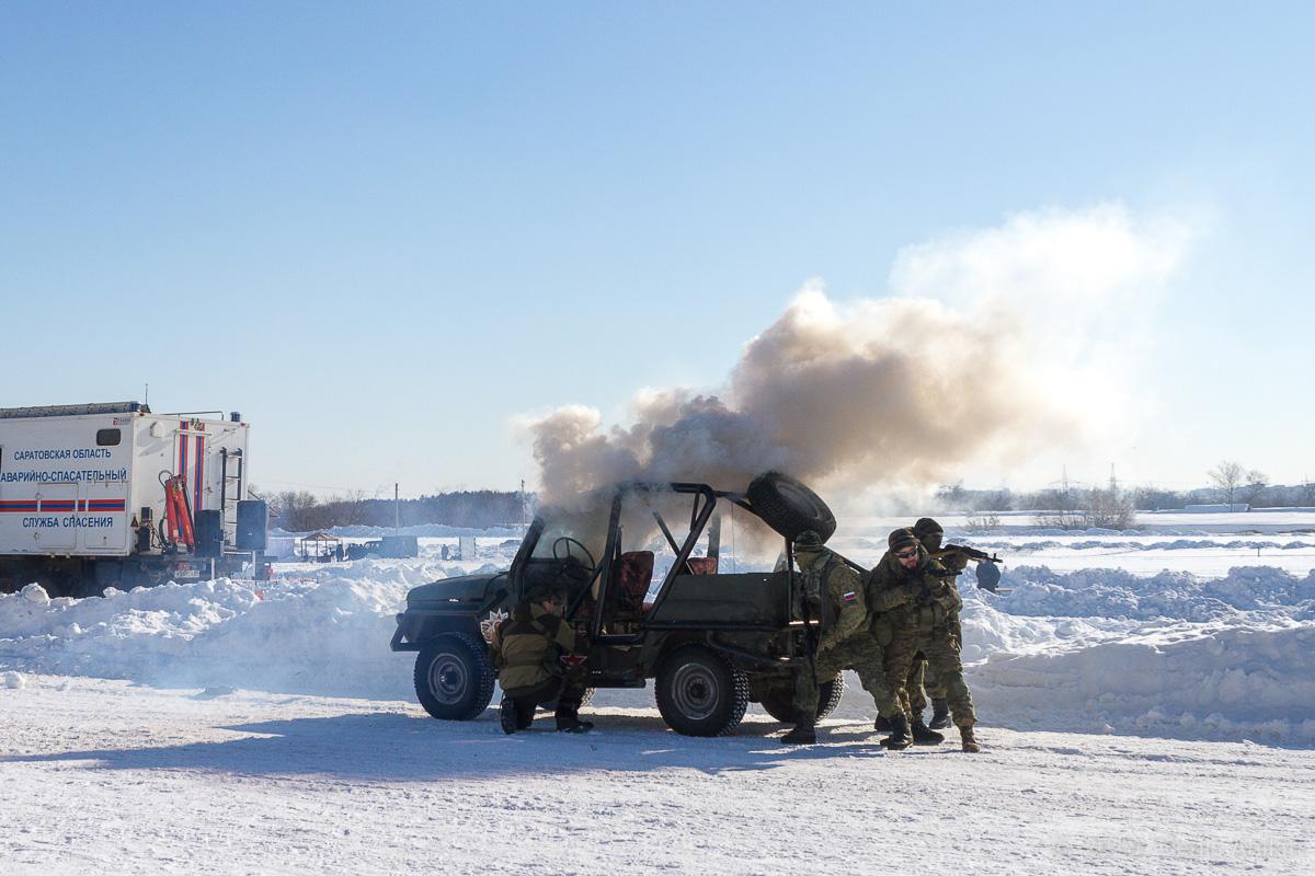 100-летие РККА на ипподроме фото 4