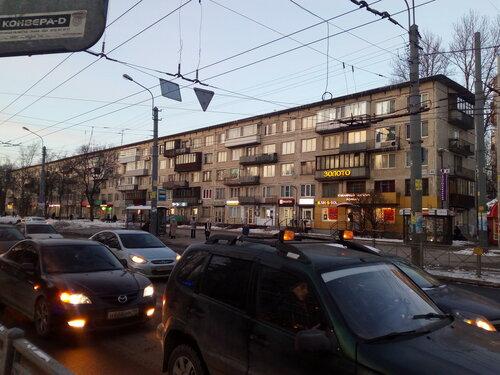 Будапештская ул. 46