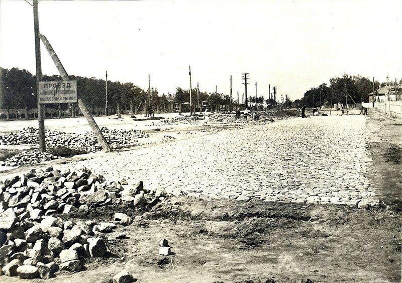 Окрестности Ленинградки и Беговой. 1930-е годы