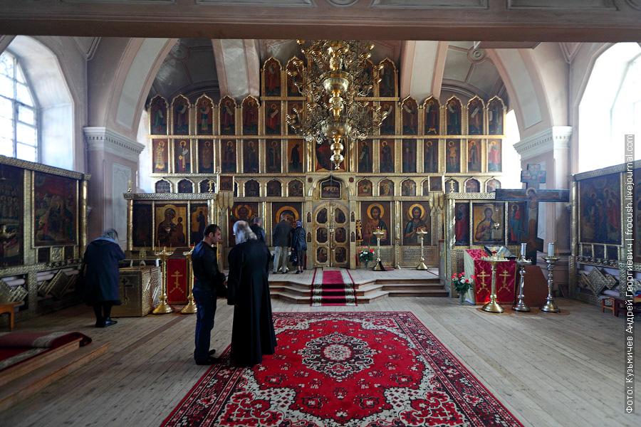 Казань Старообрядческая церковь во имя Казанской иконы Богородицы фото