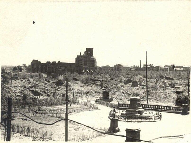 Königsberg,1945