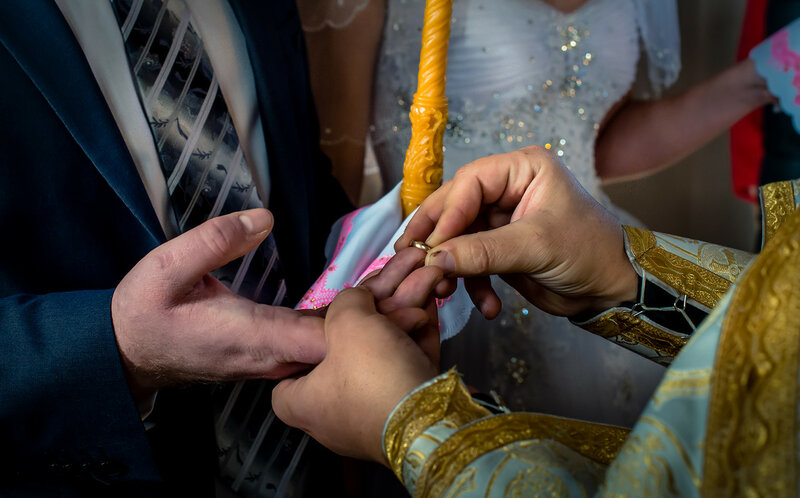 Венчание. Правила венчания в Церкви