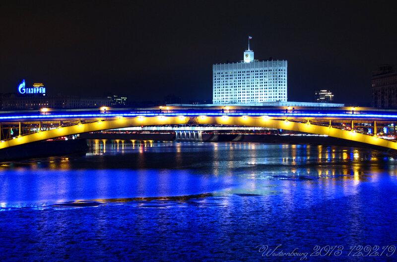 1292.19 Москва-река, метромост