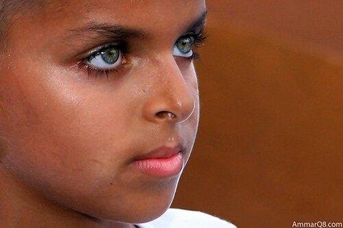 Глаза — самые красивые в мире взгляды простых людей