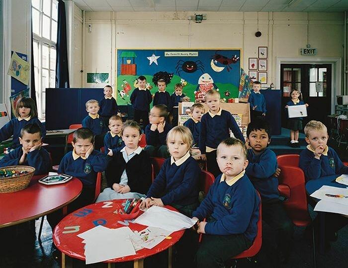 Как выглядят ученики и их классы в разных странах (15 фото)