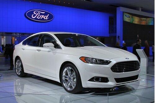 Теперь Ford Fusion будет с автопилотом