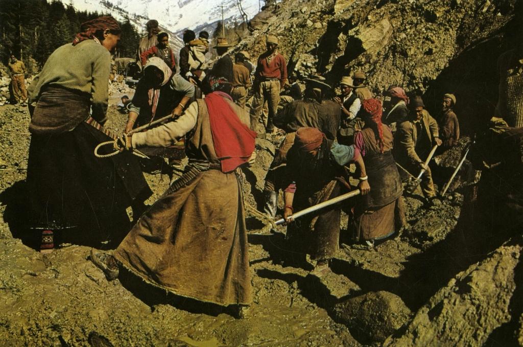 Гималаи в 1978 году